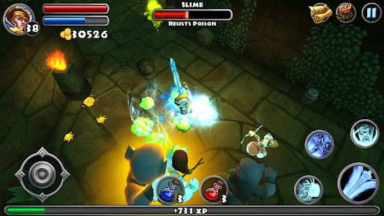 Dungeon Quest - screenshot thumbnail