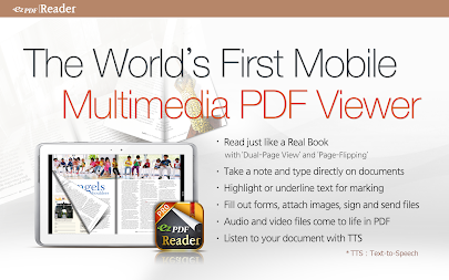 ezPDF Reader PDF Annotate Form APK screenshot thumbnail 11
