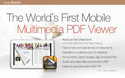 ezPDF Reader PDF Annotate Form Screenshot 11