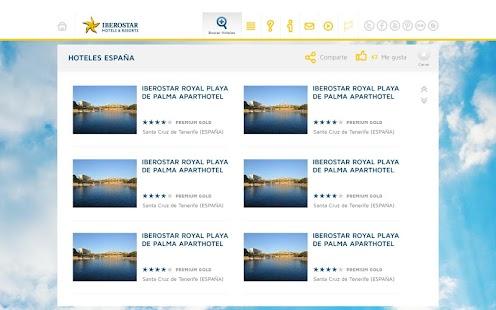 Resultado de imagen de iberostar app