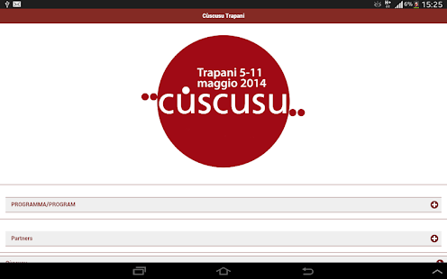 Cùscusu Trapani- screenshot thumbnail