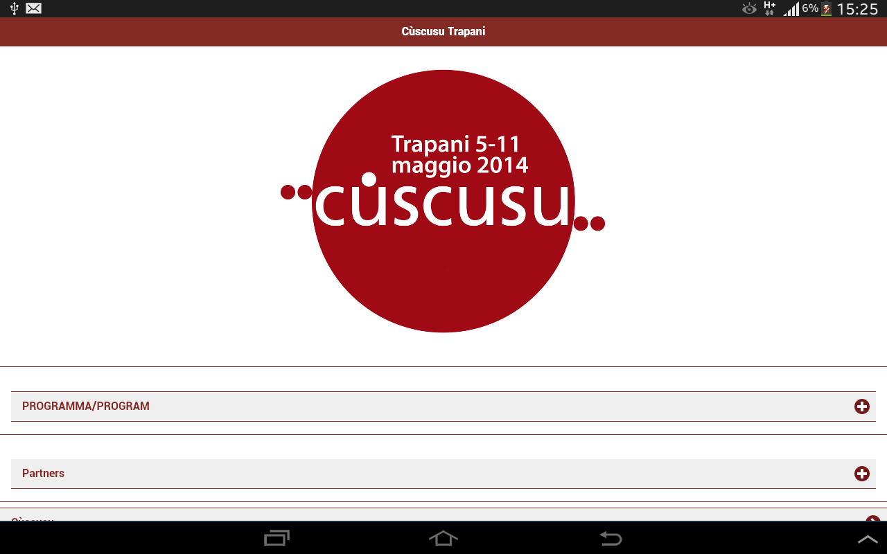 Cùscusu Trapani- screenshot