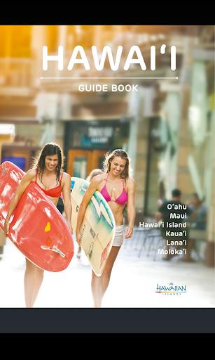하와이관광청 가이드북 for Phone