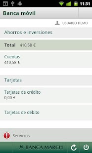 Banca March - screenshot thumbnail