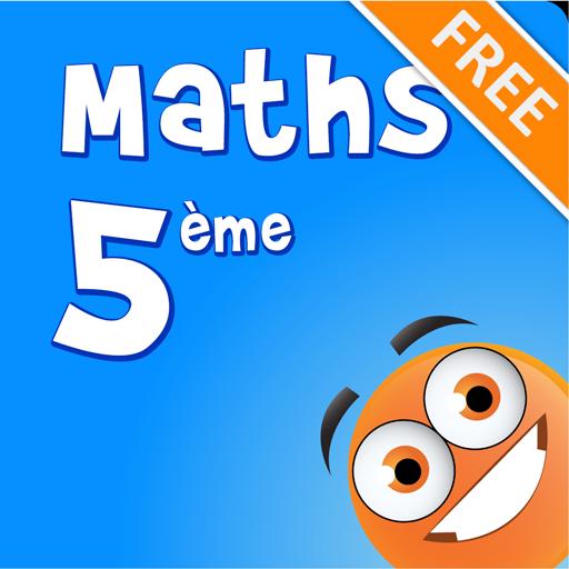 iTooch Mathématiques 5ème Icon