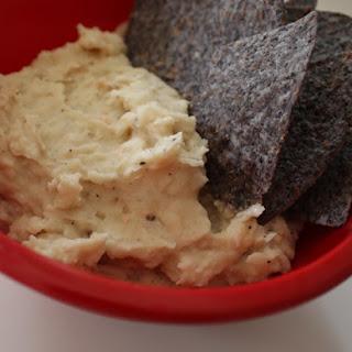 White Bean and Cheese Dip.