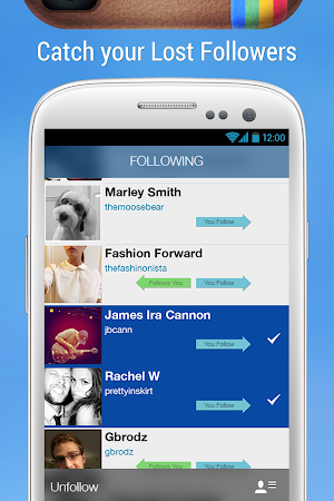 Followers+ for Instagram 1.1.3 screenshot 117703