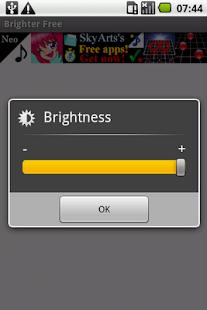Brighter Free- screenshot thumbnail
