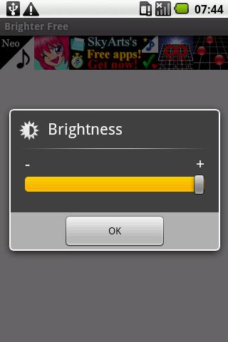 Brighter Free- screenshot