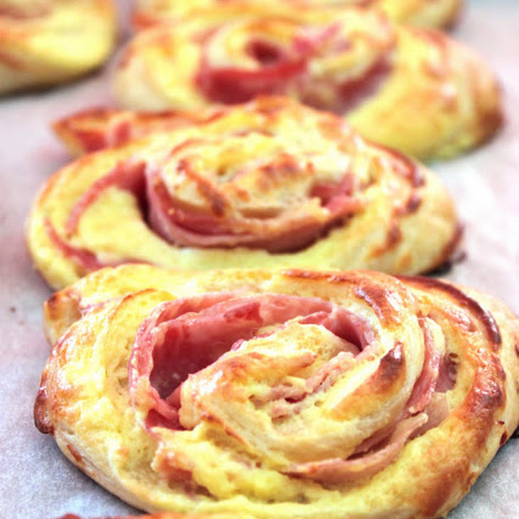 Savory Ricotta Spirals Recipe