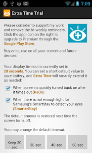 ReOn Extra Time SmarterStay - screenshot thumbnail