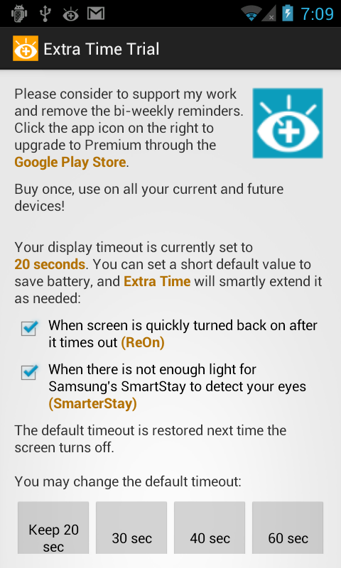ReOn Extra Time SmarterStay- screenshot