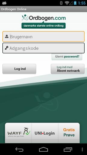 Ordbogen Online