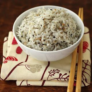Zakkoku Mai—Japanese Rice With Mixed Grains.