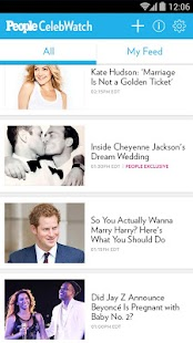 PEOPLE CelebWatch- screenshot thumbnail