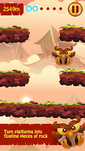 Owl Escape - Jumper Game- screenshot thumbnail