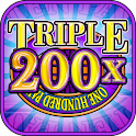 Slots - Triple 200x Pay icon