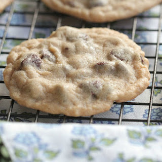 Soft Batch Style Chocolate Chip Cookies.