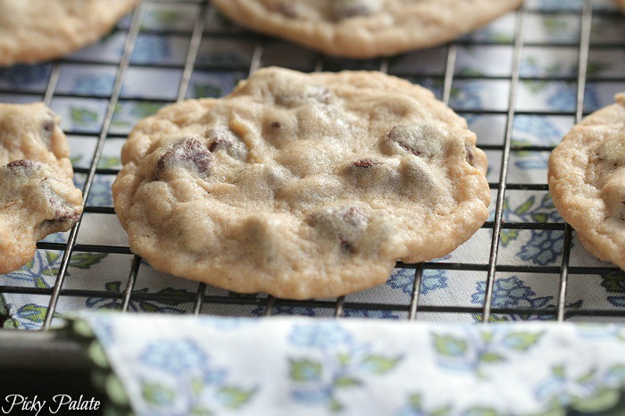 Soft Batch Style Chocolate Chip Cookies Recipe