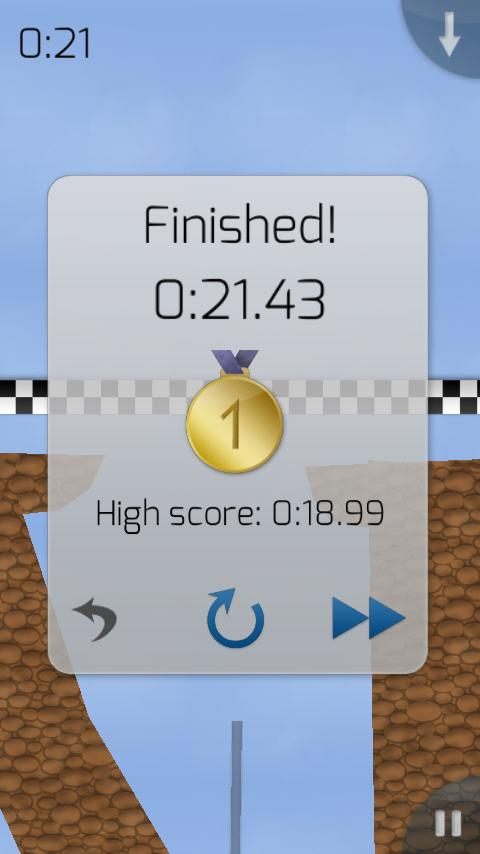 Rail Climber- screenshot