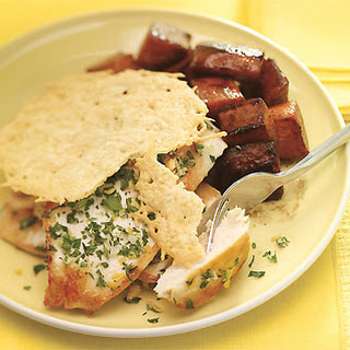 Chicken Frico with Gremolata