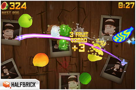 Fruit Ninja Free - screenshot thumbnail