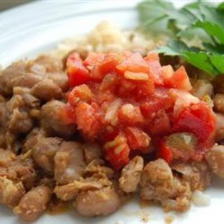 Texas Pinto Beans Recipes.