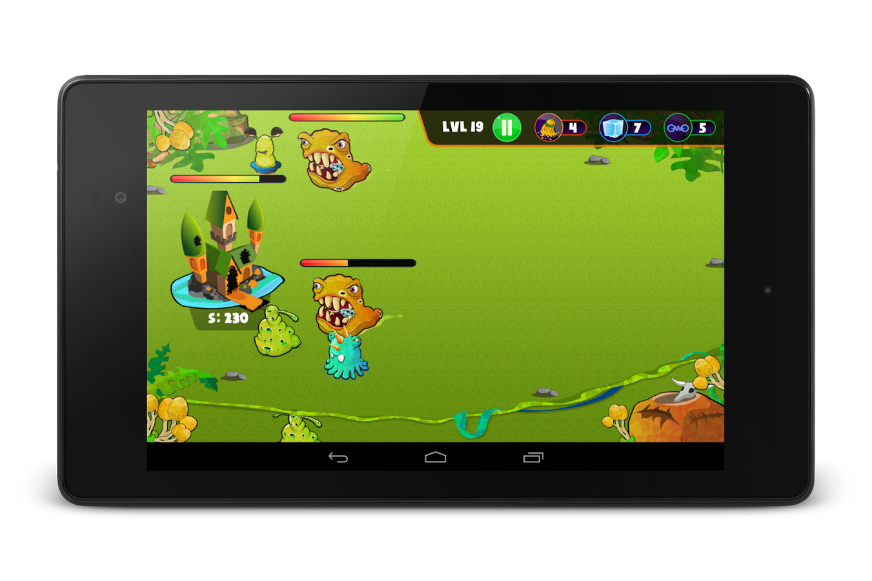 Smash Arena : Monster Edition - screenshot