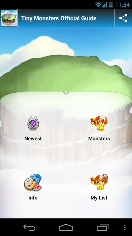 Tiny Monsters Official Guide - screenshot