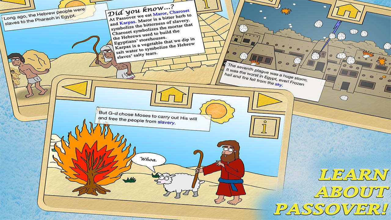 Passover - The Ten Plagues - screenshot
