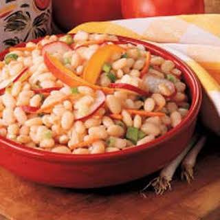 Curried Bean Salad.
