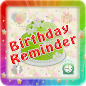 Birthday Reminder Holo