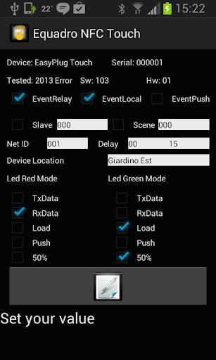 EasyPlug Touch NFC