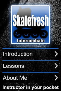 Skate Lessons Intermediate-1 - screenshot thumbnail
