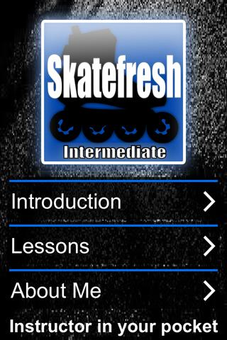 Skate Lessons Intermediate-1 - screenshot
