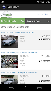 Car Finder- screenshot thumbnail