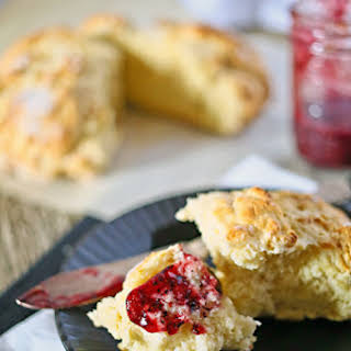 Irish Soda Scones Buttermilk Recipes.