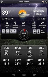 Weather HD - World Weather App screenshot 13