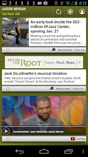 Jason Moran: The Root 100 - screenshot thumbnail