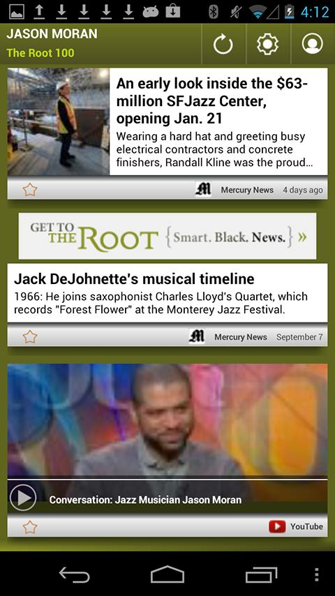 Jason Moran: The Root 100 - screenshot