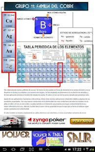 Tabla peridica elementos apk download app screenshots urtaz Image collections