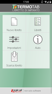 Termotab Libretto- miniatura screenshot