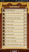 Screenshot of Sahih Al Bukhari (Indonesia)