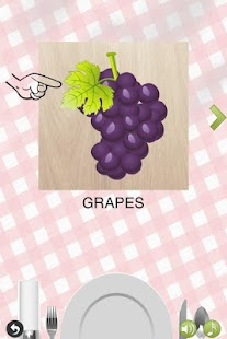 Food Blocks game – Kids Puzzle - screenshot thumbnail