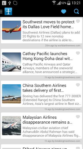 飛行機のニュース