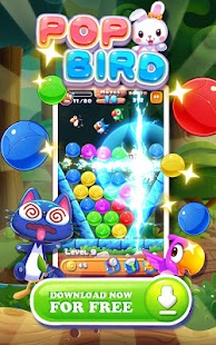 Pop Bird- screenshot thumbnail