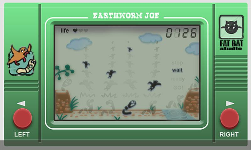 Earthworm Joe- screenshot