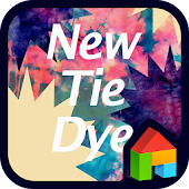 New Tie Dye dodol theme