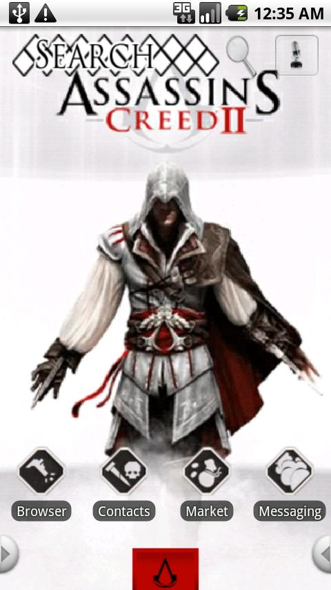 Assassins Creed 2 Theme - screenshot