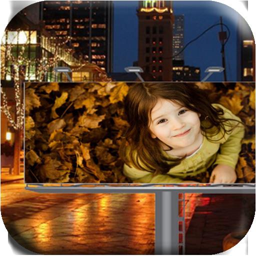 Funny Photo Frame HD LOGO-APP點子